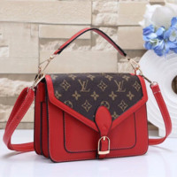 Women Leather Shoulder Bag Satchel Tote Handbag Crossbody