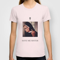 AHS Save Me Sister T-shirt by Rich Wilde