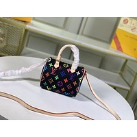 lv louis vuitton womens leather shoulder bag satchel tote bags crossbody 647