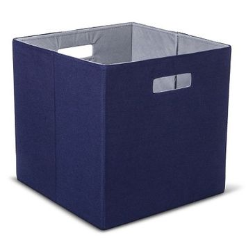 """Threshold Fabric Cube Storage Bin - Patterned - Assorted Colors - 13"""""""