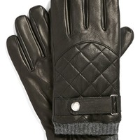 Men's Polo Ralph Lauren Quilted Racing Gloves,