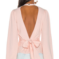LPA Dana Sweater in Blush | REVOLVE