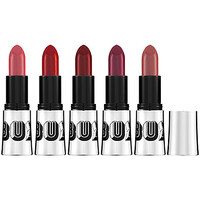 Buxom Serial Kisser™ Collection of 5 Mini Full-Bodied™ Lipsticks