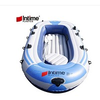 Water Sports Two Inflatable Kayak, Raft Boat