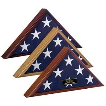 Flag Connections, Capitol Hill Flag case for 4x6 Flag