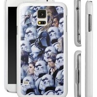 Star Wars Characters Storm Troopers Samsung Galaxy S5 S4 S3 Phone Case Cover