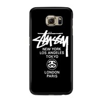 Stussy Tours Samsung Galaxy S6 Edge Case