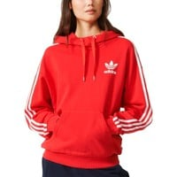 adidas Originals Women's 3-Stripes Hoodie | DICK'S Sporting Goods