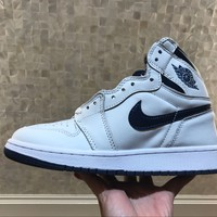 nike air jordan 1  one  women sports shoes