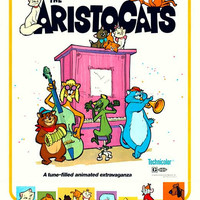 Aristocats 11x17 Movie Poster (1980)