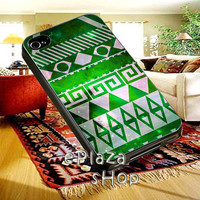 Nebula Aztec Pattern iPhone 5s-Accessories,Case,Cover,IPhone 4/4s,IPhone5/5c,Samsung Galaxy s3,Samsung galaxy s4,Soft rubber-E0907-8