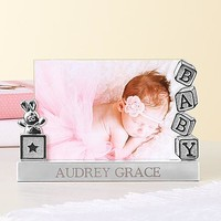Small Treasures Baby Frame