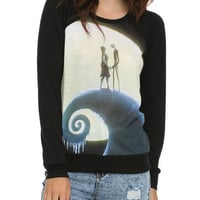 The Nightmare Before Christmas Hill Pullover Top