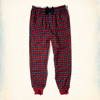 Flannel Sleep Joggers