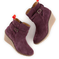 Casual Wedge Boot