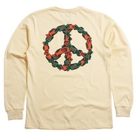 Peace Of Candy Long Sleeve T-Shirt Ivory
