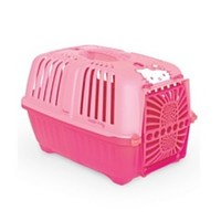 Pink Hello Kitty Pet Carrier