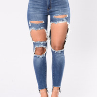 We Got All Night Jeans - Medium