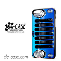 Jeep Wrangler Blue DEAL-5851 Apple Phonecase Cover For Iphone 6/ 6S Plus