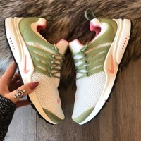 Nike Air Presto Men's and Women's Fashion Casual Shoes F