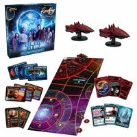 Firefly Blue Sun Rim Space Expansion Set Board Game