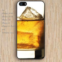 iPhone 5s 6 case colorful Frozen beer phone case iphone case,ipod case,samsung galaxy case available plastic rubber case waterproof B305