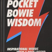Pocket Bowie Wisdom: Inspirational Words from a Rock Legend