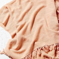 Proud Mary Long Poncho