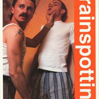 Trainspotting Begbie and Renton Movie Poster 25x35