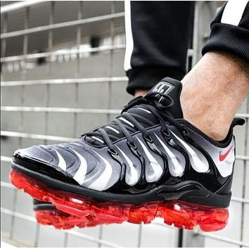Bunchsun Nike Air Vapormax Plus Fashion Men Women Casual Air Cushion Sport Running Shoes Sneakers