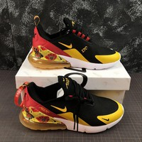 Nike Air Max 270 SE Floral Heel Sport Running Shoes - Best Online Sale