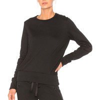 BELOFORTE Santorini Sweatshirt in Black