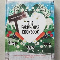 The Farmhouse Cookbook by Anthropologie in Sky Size: One Size Books