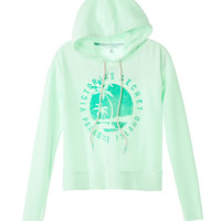Boxy Hoodie - Fleece - Victoria's Secret