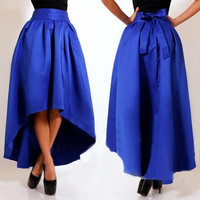 Summer Fashion Women's Pleated Skirts = 1876339396