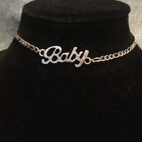 The Baby Choker// Free Shipping & Gift