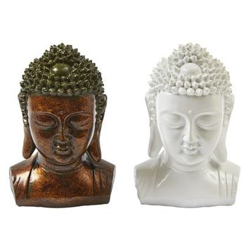 Budha Head Figurine