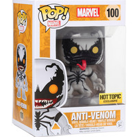 Funko Marvel Pop! Anti-Venom Vinyl Bobble-Head Hot Topic Exclusive