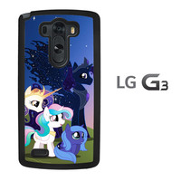 my little pony princess ART Y1860 LG G3 Case