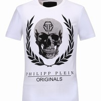 PHILIPP PLEIN T-Shirt Top Tee-32