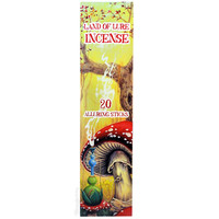 Land of Lure Incense Sticks on Sale for $3.99 at HippieShop.com