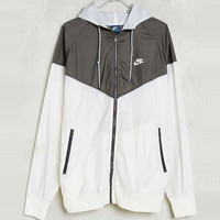 Nike Hooded Cardigan Sweatshirt Jacket Coat Windbreaker Sportswear