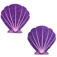 PERIWINKLE MERMAID PASTIES