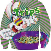 Trips Aren't for Kids Crewneck Sweatshirt