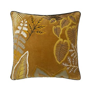 Bayou Ocre Decorative Pillow by Iosis