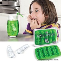 Chillipedes - Centipede Ice Cube Tray