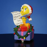 "Tweety ""I've Been Really Really Good"" Figurine"