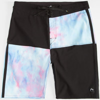 Rusty Plumes Mens Boardshorts Multi  In Sizes