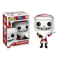 Nightmare Before Christmas - Santa Jack - Pop! Vinyl Figure