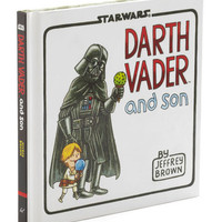 Chronicle Books Quirky Darth Vader and Son